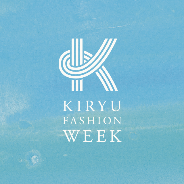 KIRYU FASHION WEEKのロゴマーク
