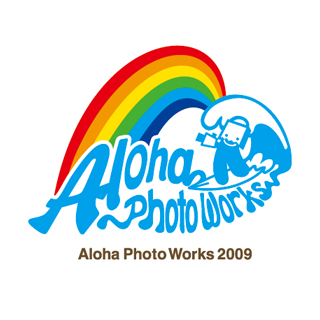 Aloha Photo Worksのロゴマーク