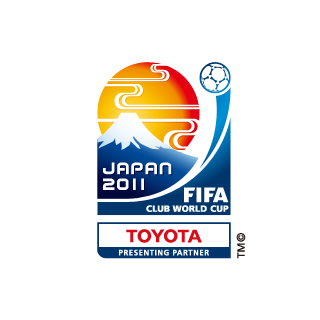 FIFA Club World Cup Japan 2011のロゴマーク