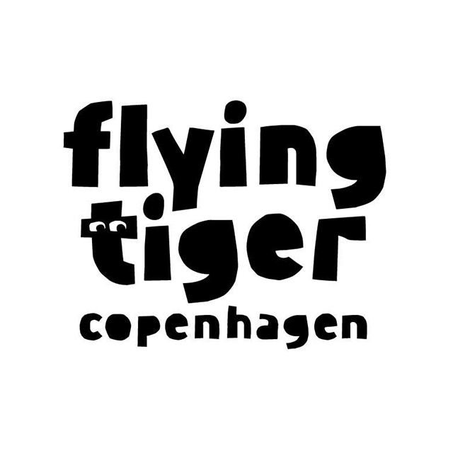 Flying Tiger Copenhagenのロゴマーク