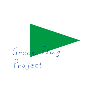Green Flag Projectのロゴ