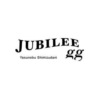 JUBILEE ggのロゴマーク