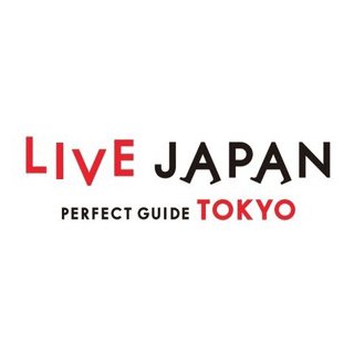 LIVE JAPAN PERFECT GUIDE TOKYOのロゴ