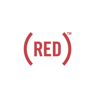 Join(RED)のロゴマーク