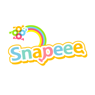 Snapeeeのロゴ