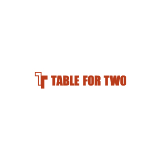 TABLE FOR TWOのロゴマーク