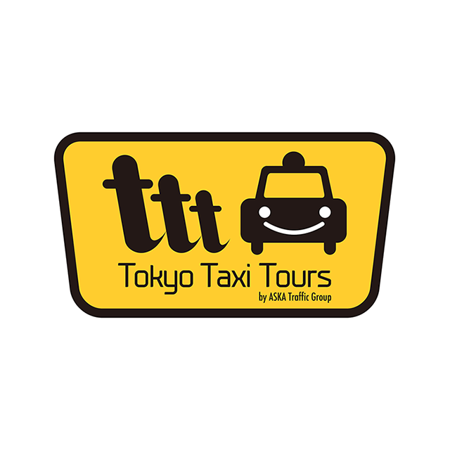 Tokyo Taxi Tours by ASKA Traffic Groupのロゴマーク